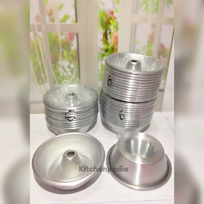harga Loyang tulban mini 9 cm (1 lusin) cetakan pulde / donat indomie Tokopedia.com