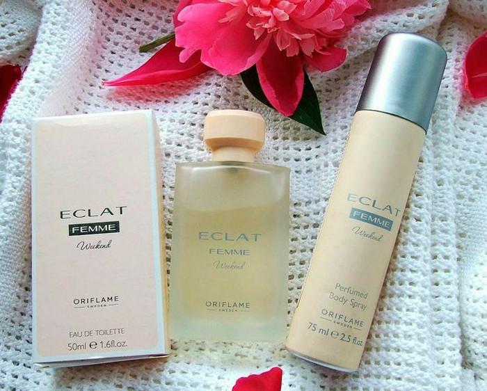 harga Parfum eclat femme oriflame eau de toilette original Tokopedia.com