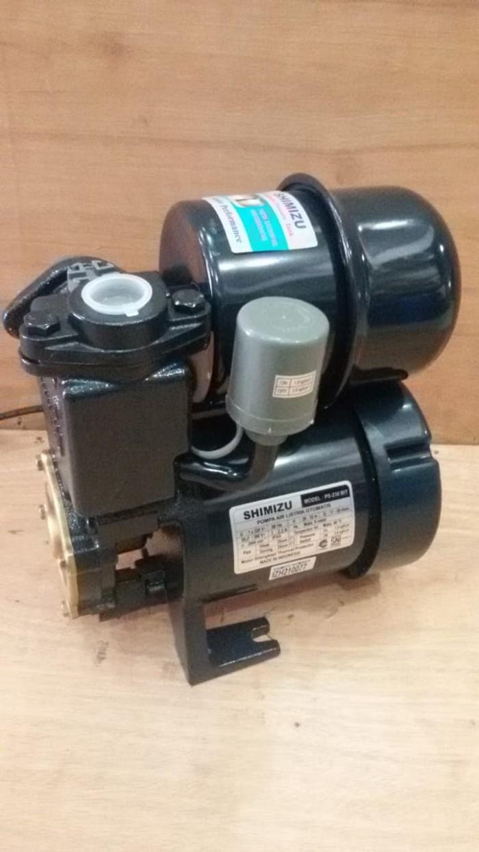 Jual Pompa Air SHIMIZU PS-230 Bit 200w Otomatis - Kota Samarinda - Union  Sentosa | Tokopedia