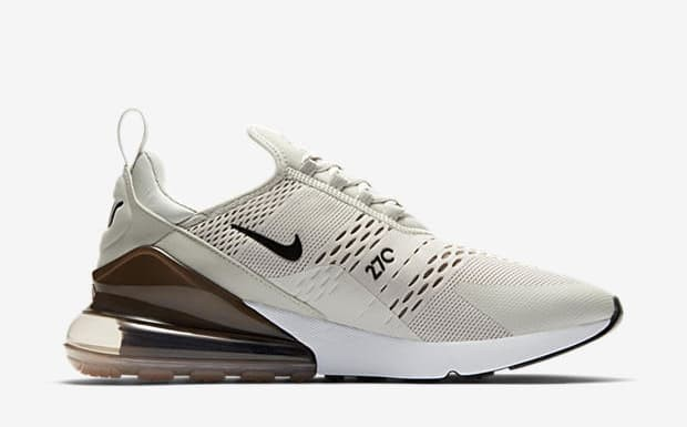 Jual ORIGINAL BNIB Nike Air Max 270 Light Bone Sepia Stone Khieshop Authentic Shoes | Tokopedia