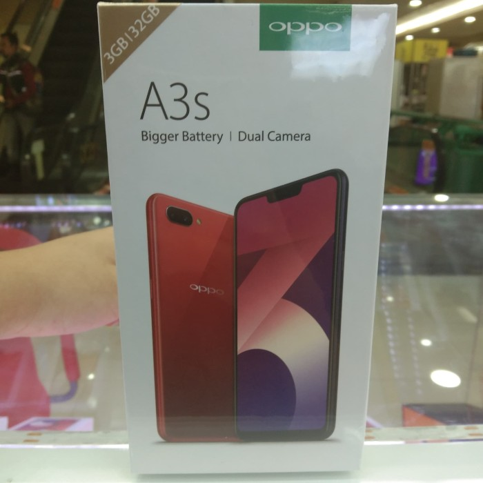 Jual Oppo A3s 3 32 New Mj Cellular Tokopedia