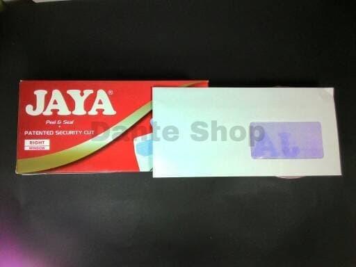 Katalog Amplop Jaya Travelbon.com