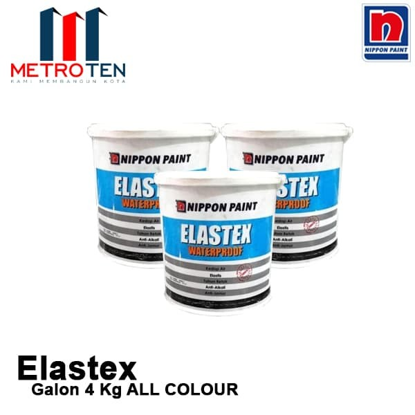 Image Nippon Elastex 4 KG ALL COLOUR
