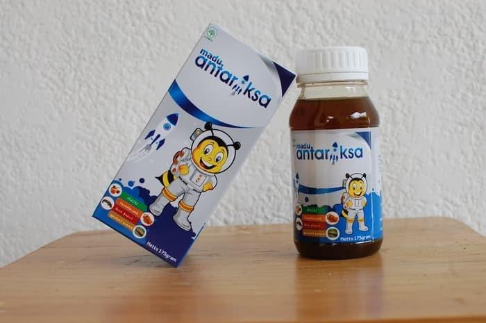 Obat Gemuk Untuk Anak Usia 10 Tahun, Madu Antariksa - Blanja.com