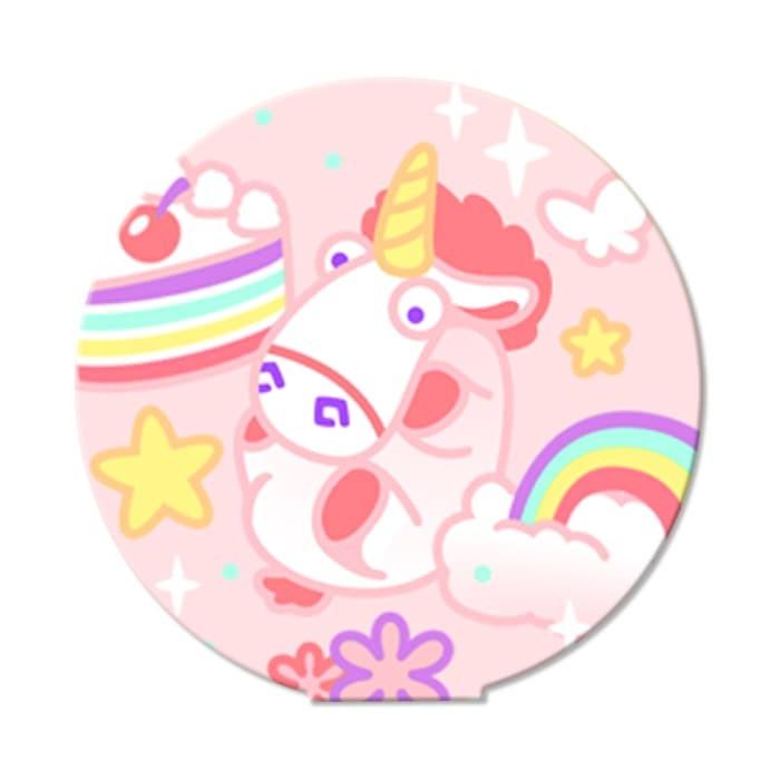 harga Fluffy unicorn - ohstick antigravity sticker Tokopedia.com