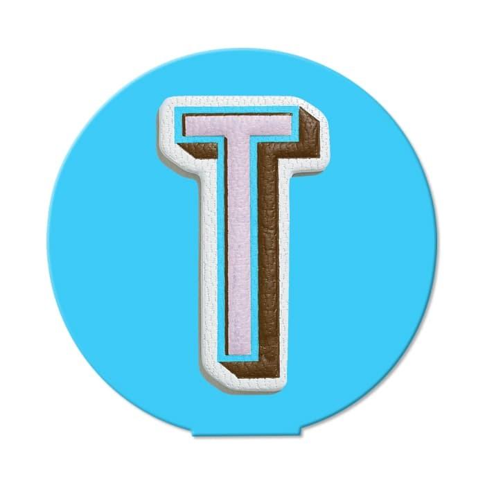 harga Alphabet t - ohstick antigravity sticker Tokopedia.com