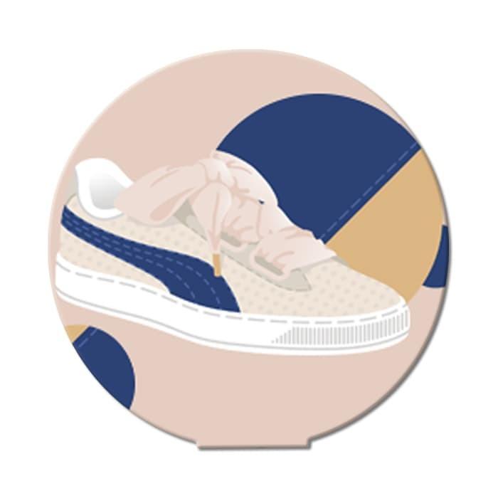 harga Sneakers basket heart - ohstick antigravity sticker Tokopedia.com