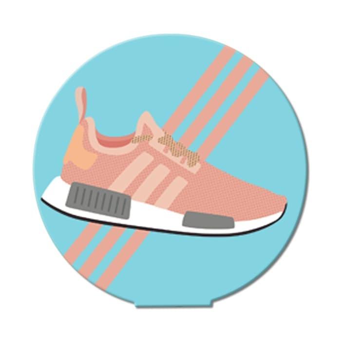 harga Sneakers nmd pink - ohstick antigravity sticker Tokopedia.com