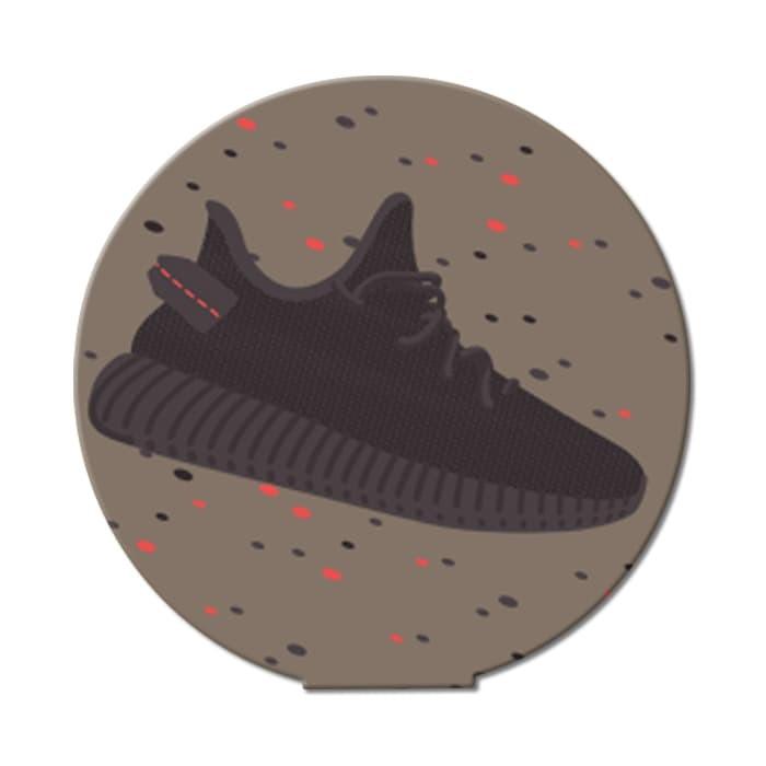 harga Sneakers yezzy black - ohstick antigravity sticker Tokopedia.com