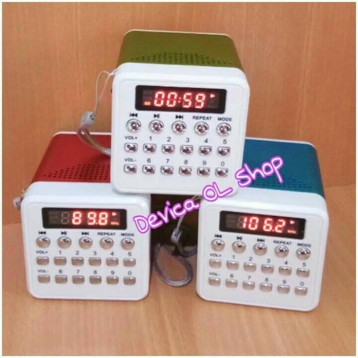 Jual MP3 Player speaker audio Al Qur an digital V2900 Murottal Alquran 20 -  DKI Jakarta - Irtiza Store | Tokopedia