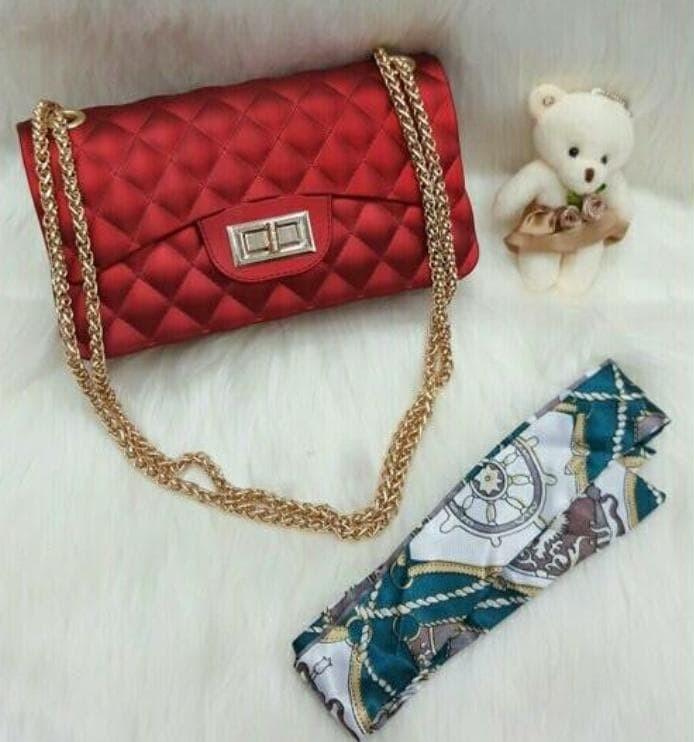 Jual Tas mini jelly matte tas batam uk 18 - rdp1  1e18997a06