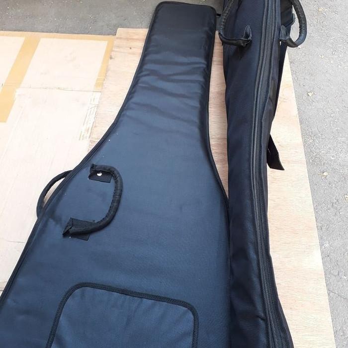 Foto Produk softcase gitar elektrik dari ridwan guitar shop