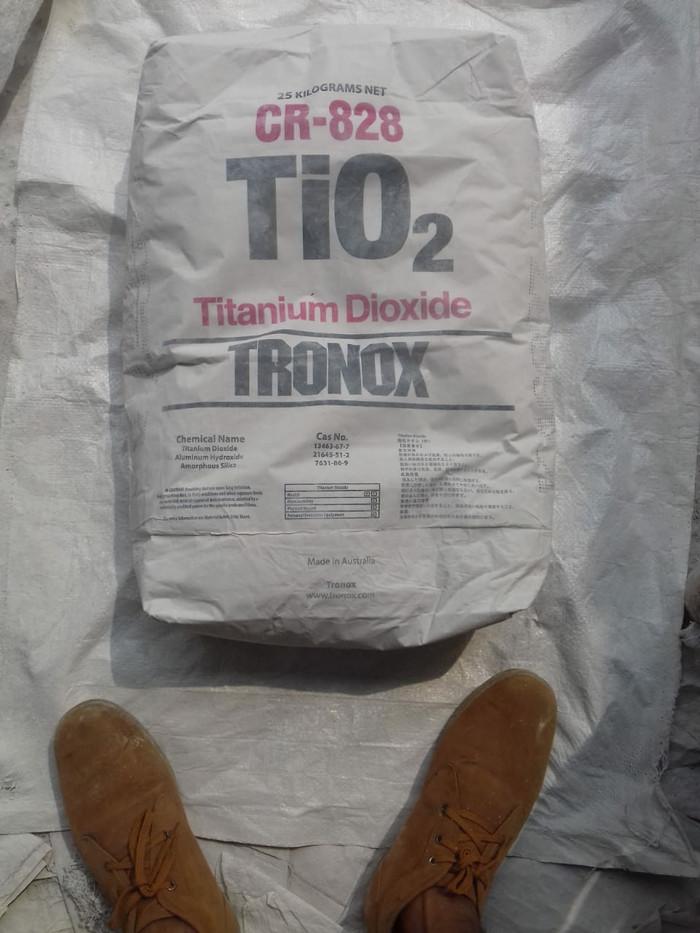 Jual TITANIUM DIOXIDE TRONOX CR 828 - Kab  Majalengka - Natrap Roof & Truss  | Tokopedia
