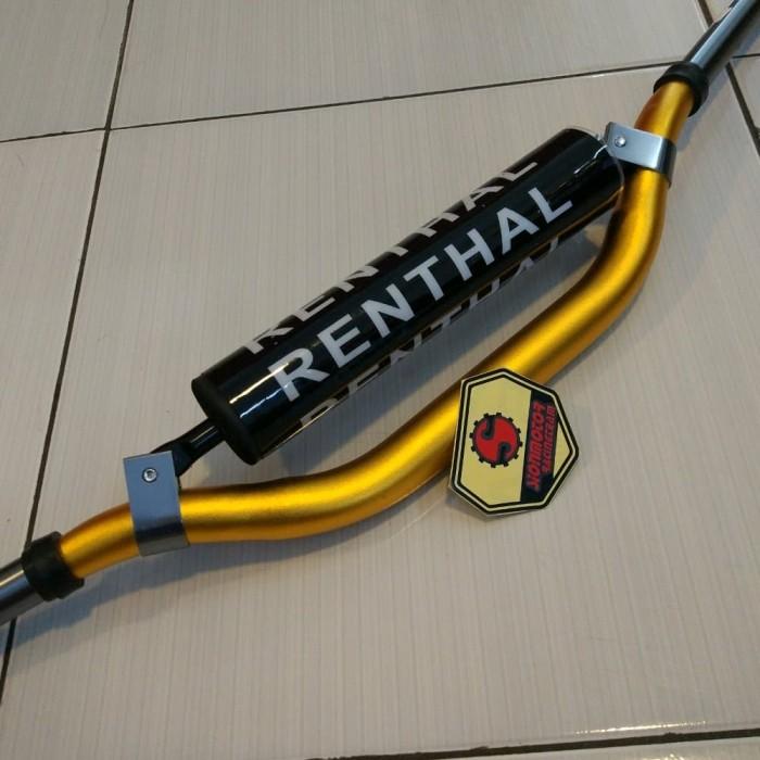harga Stang fatbar twinwall renthal emas Tokopedia.com
