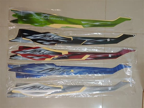 Foto Produk Stiker Bodi & Lis Body & Striping Mio Sporty 2009 dari Lestari Motor 2
