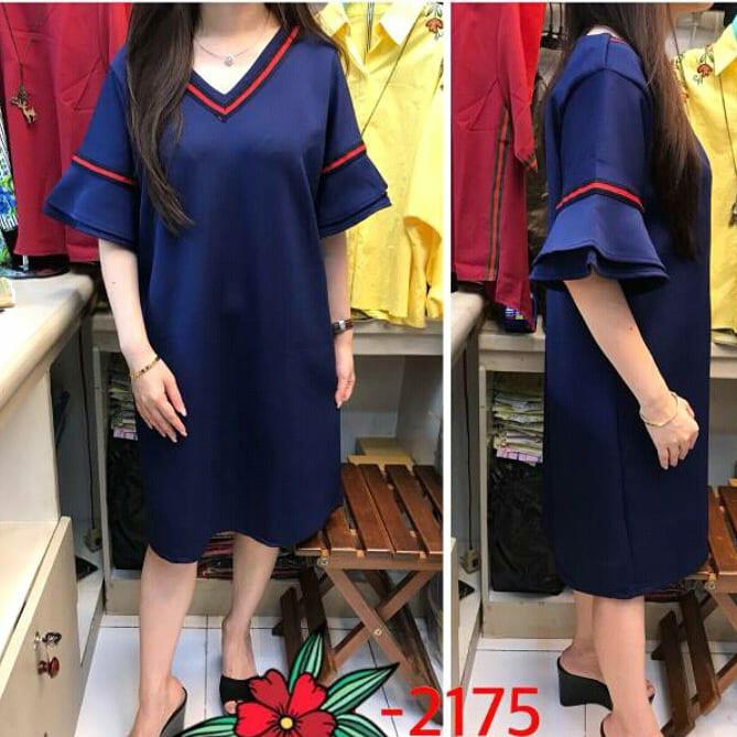 132cfa33be7 Dress Gucci   Dress Wanita Import   Dress Scuba   Dress List Gucci - Hitam