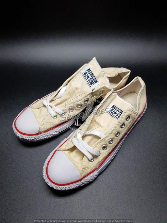 4fa5d3147230 Jual Sepatu Converse Low Cream Cuci Gudang Murah Limited - DKI ...