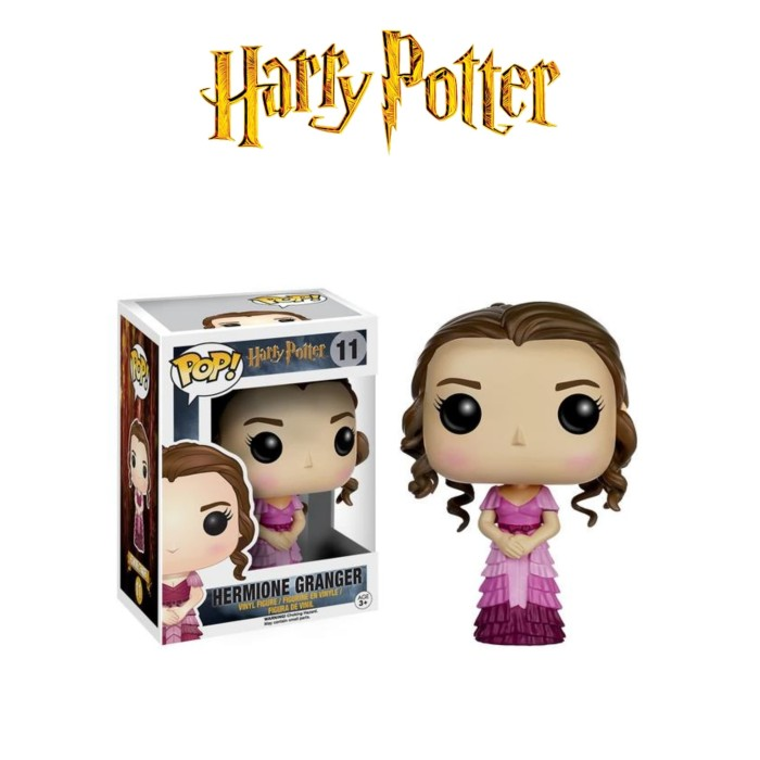 Hermione Granger Yule Ball Harry Potter Action Figure Funko POP Movies