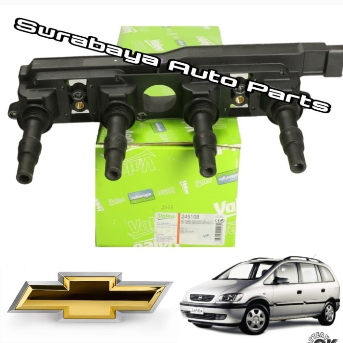 Jual Coil Koil Chevrolet Zafira Korea Surabaya Auto Parts Tokopedia