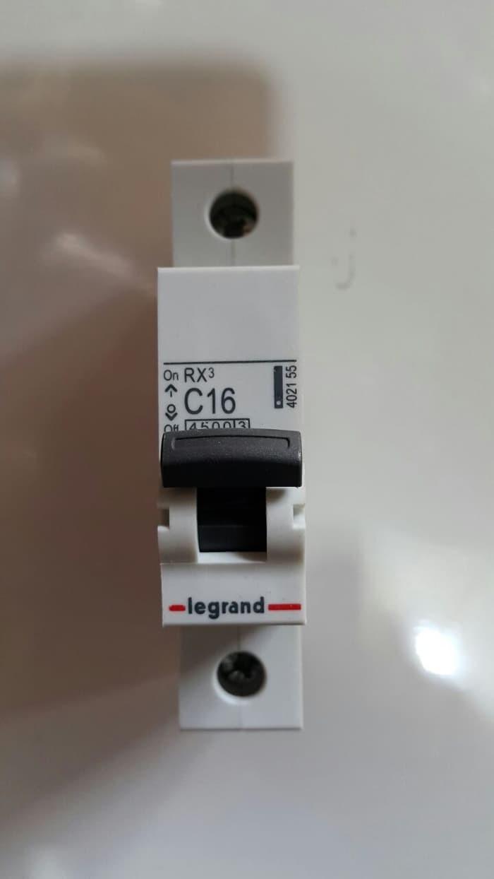 MCB 16 A LEGRAND Termurah XTT9472 High Quality