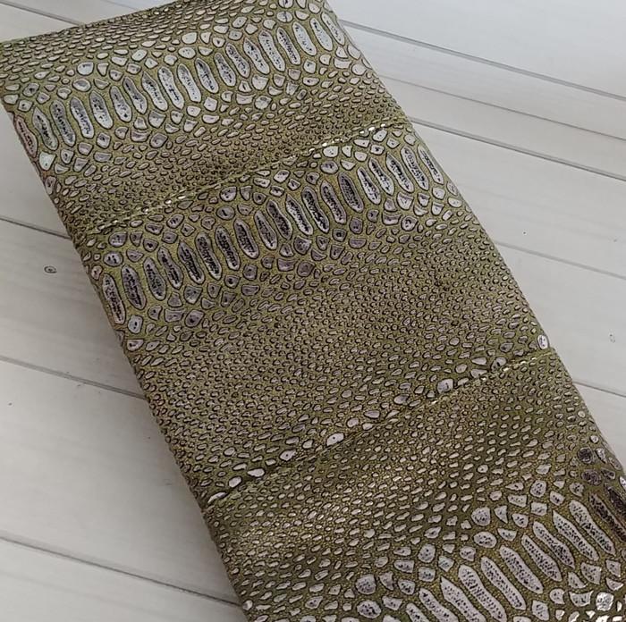 Jual Tas clutch kulit ular piton phyton (100% asli) - MyUsedBooks ... 9c916aeb19
