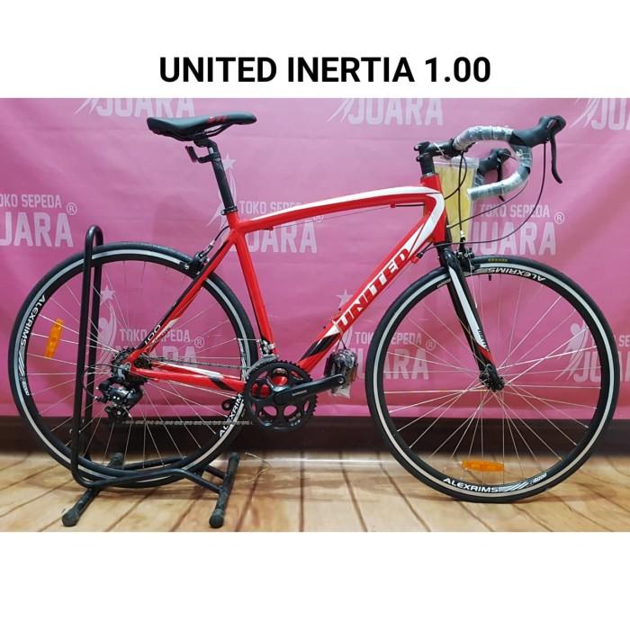 harga Sepeda united inertia 1.0 alloy 700c balap roadbike Tokopedia.com