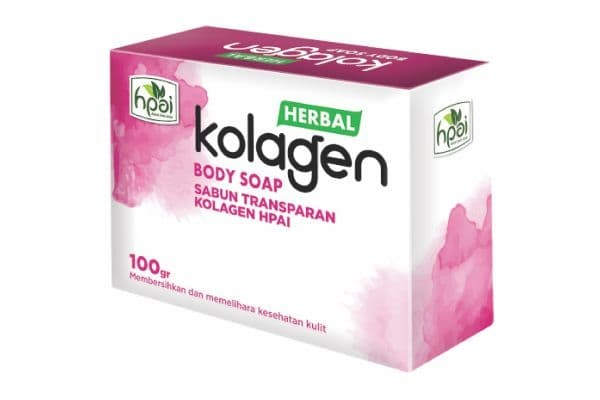 Foto Produk Sabun kolagen Hpai dari lilashop
