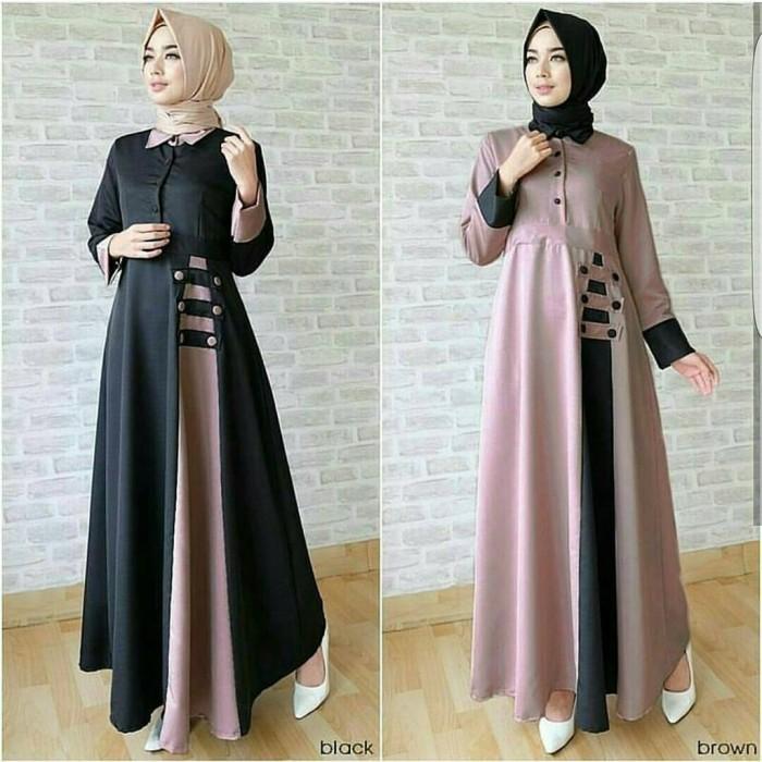 Jual Model Baju Muslim Terbaru Baju Muslim Murah Baju Koko Almia Mt Kab Garut Grosirgarut Tokopedia