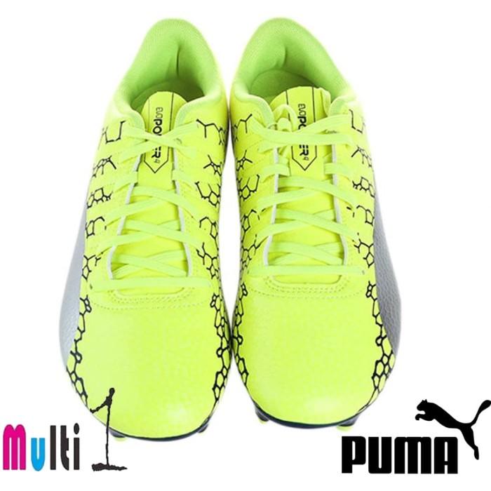 Jual Sepatu Puma Original Mens EvoPower Vigor 4 Graphic FG Football ... d75c83968d