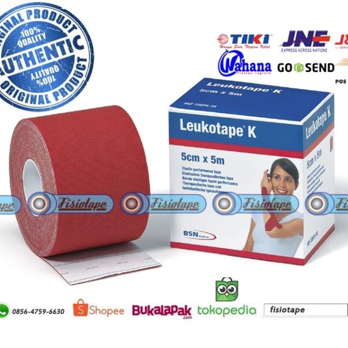 ... Kjqw6s Daftar Harga Terlengkap Source · BSN Kinesio Tape merk LEUKOTAPE K 5cm x 5m Original murah