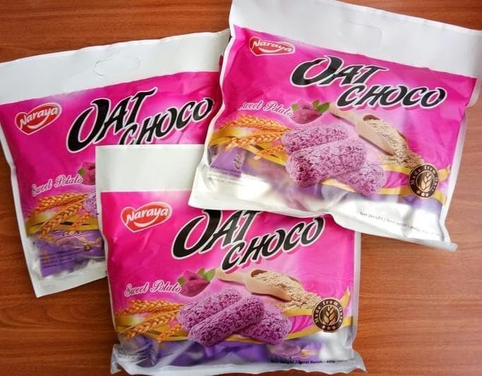 harga Termurah naraya oat choco sweet potato 40 pcs Tokopedia.com