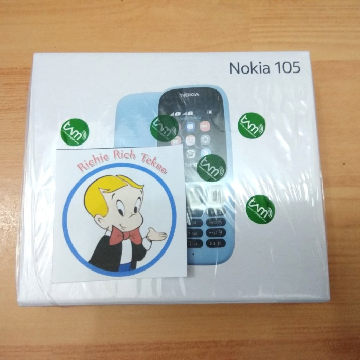 harga Nokia 105 dual sim garansi resmi Tokopedia.com