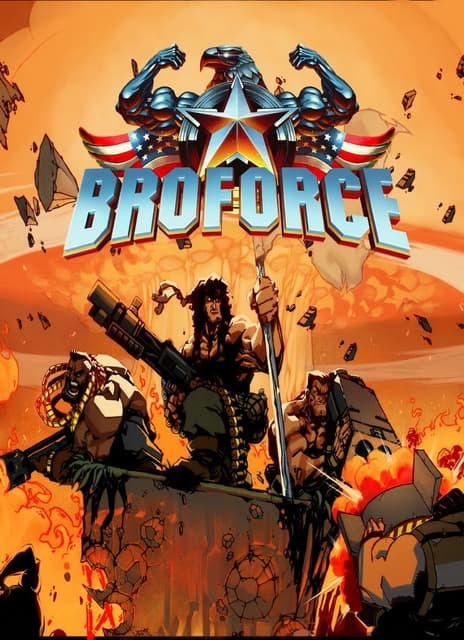 Jual Broforce Kota Surakarta Relunatic Collection S Tokopedia