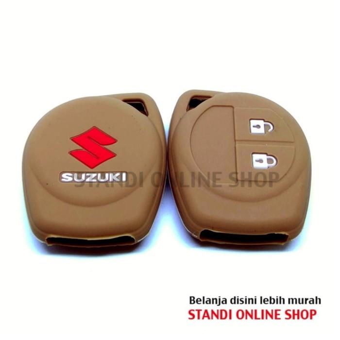 Kondom Kunci Silikon Remote Cover Suzuki Ertiga Swift SX4 Karimun AP
