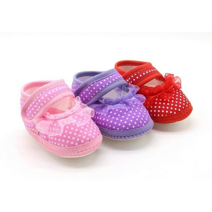 Valerie Prewalker Baby Shoes Import - Sepatu Bayi Nb -Saneoo Valerie - Blanja.com