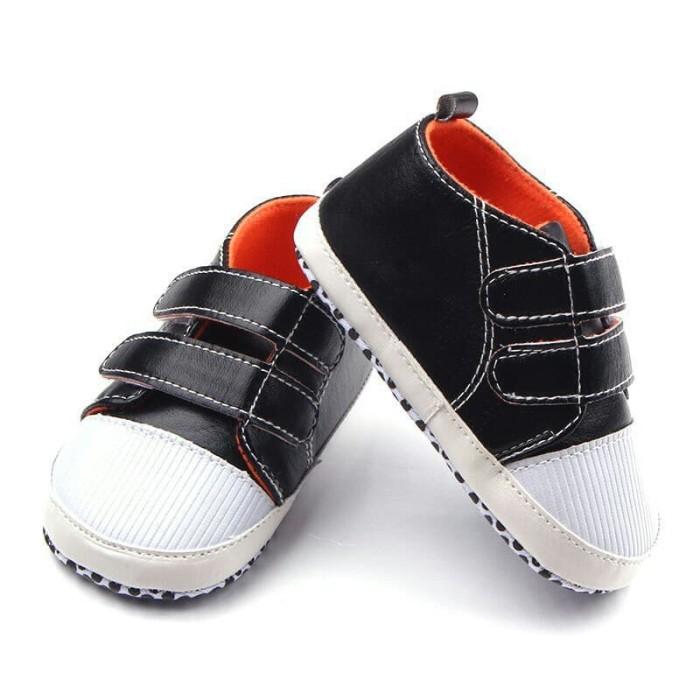 Terkeren! Classic Prewalker Baby Shoes Import - Sepatu Bayi - Saneoo Classic - Blanja.com