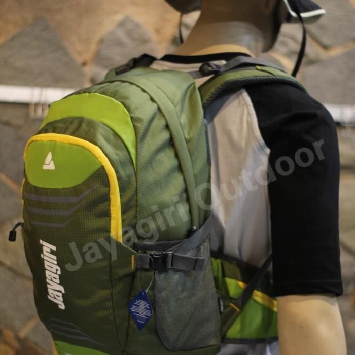 Tas harian backpack jayagiri - BP47 - Turquoise