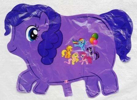 Jual Balon Terbang Karakter Kuda Poni Ungu Untuk Dekorasi Ulang Tahun Kota Surabaya Dunia Balon Anak Tokopedia