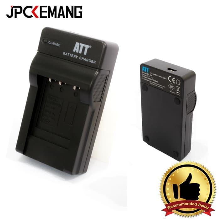 Foto Produk ATT DC-NIK-03 for NIKON EN-EL3E Charger Battery dari JPCKemang