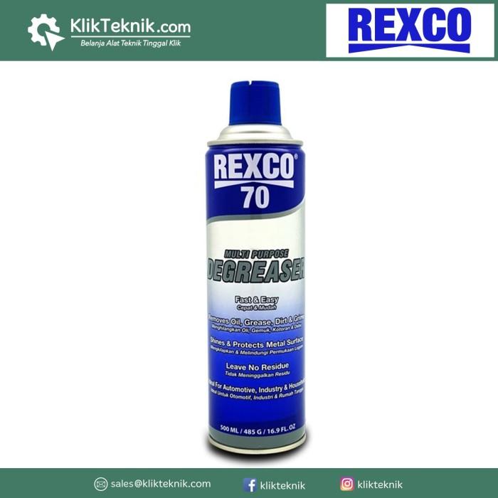 Foto Produk REXCO 70 – 500 ml Multi Purpose Degreaser dari KlikTeknik