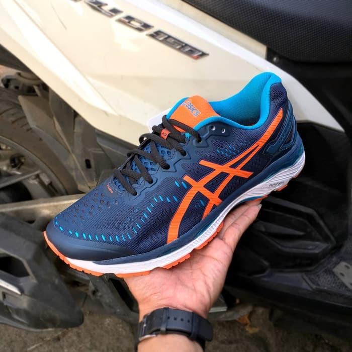 Jual Sepatu Asics Gel Flytefoam Running Badminton Tenis Olahraga