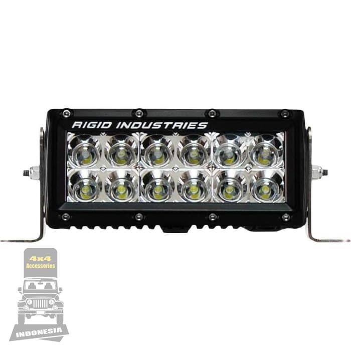 Rigid Light Bar >> Jual Rigid Industries 106112 E Series 6 Led Flood Light Bar Dki Jakarta 4x4 Accessories Id Tokopedia