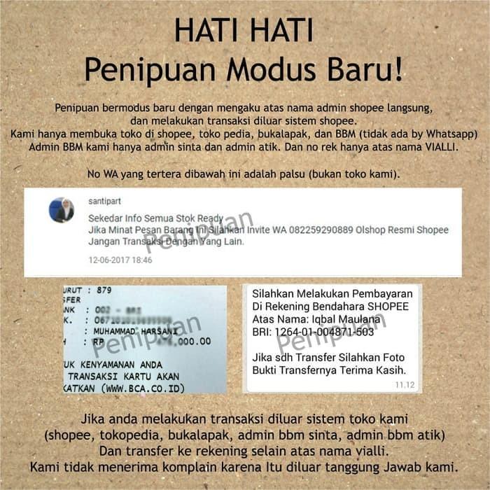 Jual Hati Hati Penipuan Dengan Modus Baru Jakarta Pusat