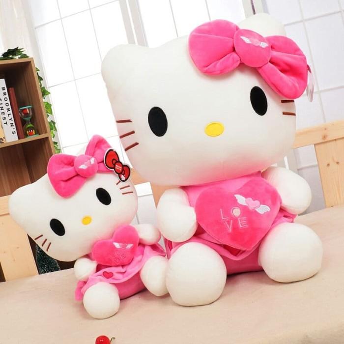 Jual boneka hello kitty super jumbo import - GunungRejekiShop ... 2ceb55a1af