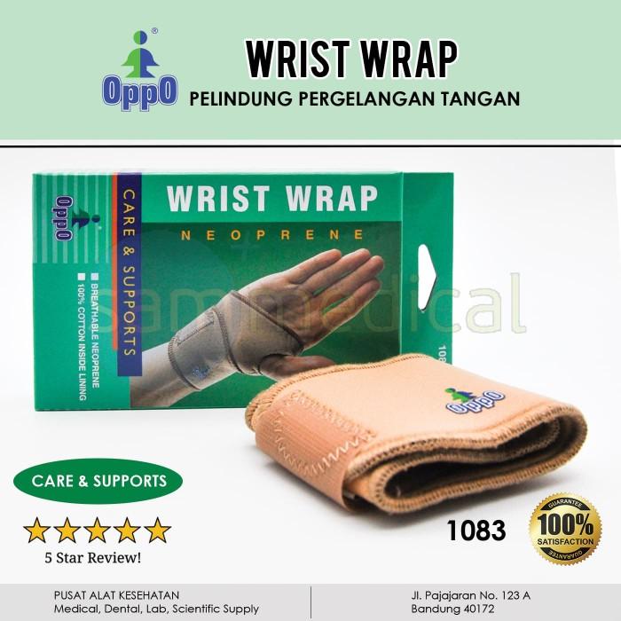 harga Oppo 1083 wrist wrap all size / deker pergelangan tangan Tokopedia.com