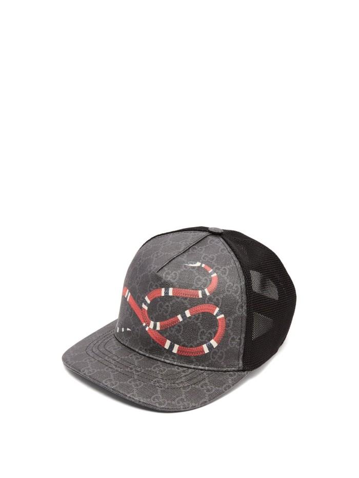 GUCCI KINGSNAKE GG SUPREME CAP ORIGINAL TOPI GUCCI SNAKE ORIGINAL usa cheap  sale 02bd9 6d2c7 ... 4db70e9b92e4