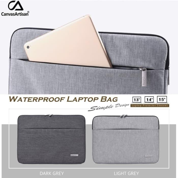 Jual Tas Laptop Waterproof Sleeve Handbag Macbook 13 14 15 inch ... 1e2debb695