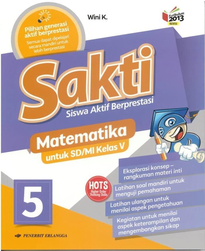 Kunci Jawaban Buku Matematika Kelas 5 Penerbit Erlangga Ktsp 2006 Kanal Jabar