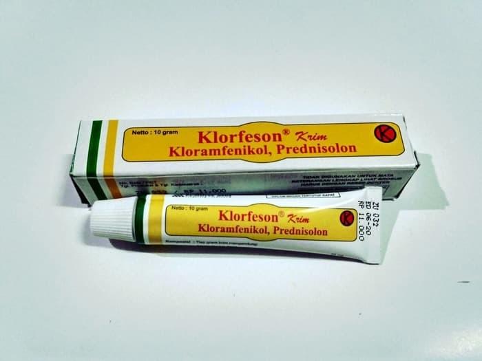 Klorfeson Krim 10g - Blanja.com
