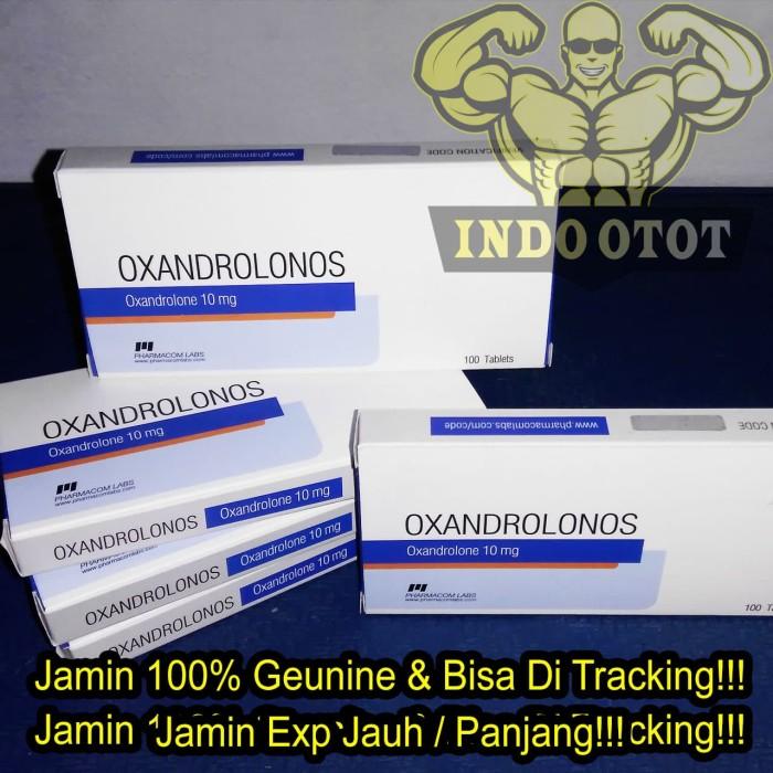Jual Oxandrolonos Pharmacom Labs 10 mg X 100 Tablets Pharmacom Oxandrolonos  - DKI Jakarta - INDO OTOT | Tokopedia